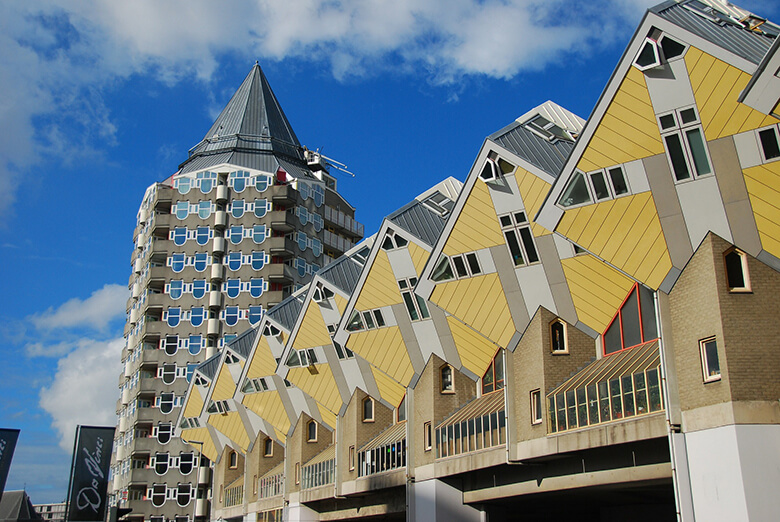 The Cube Houses(Kubuswoningen)