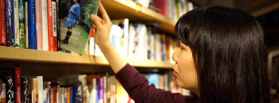 本と人をつなぐ、渋谷の「森の図書室」