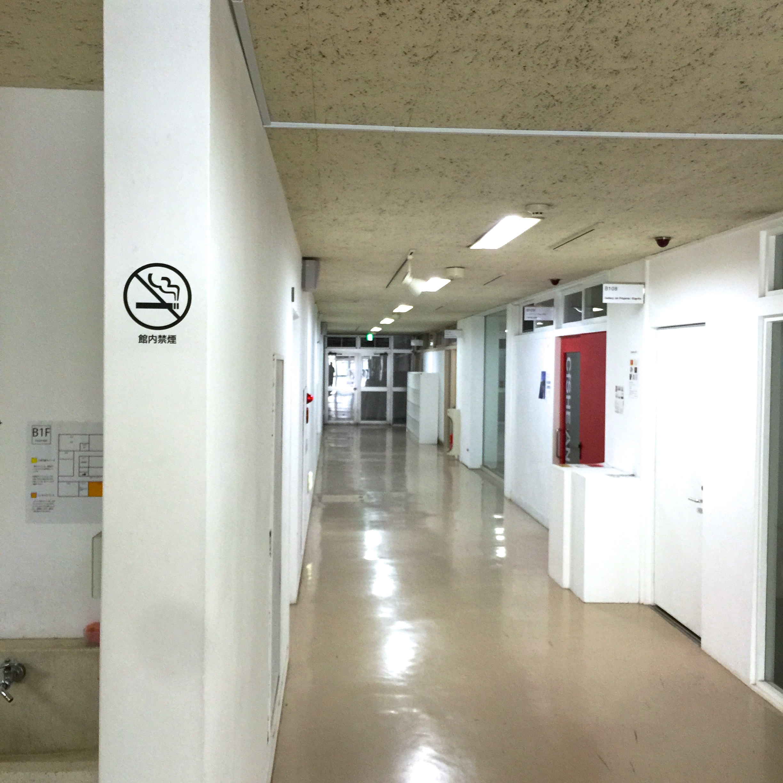 3331Arts_Chiyoda_corridor