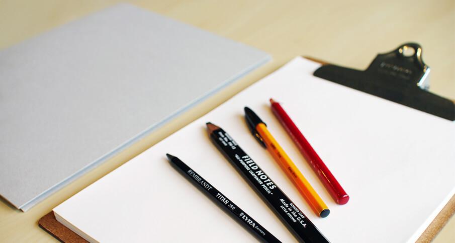 グラフィックデザイナーおすすめ!あると便利な7つ道具