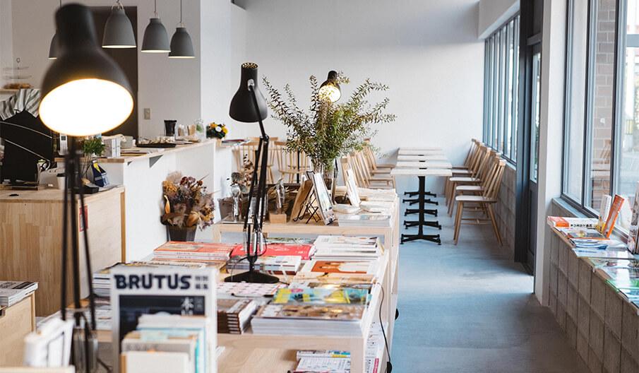 「MINOU BOOKS&CAFE」で見つめるその土地の暮らし
