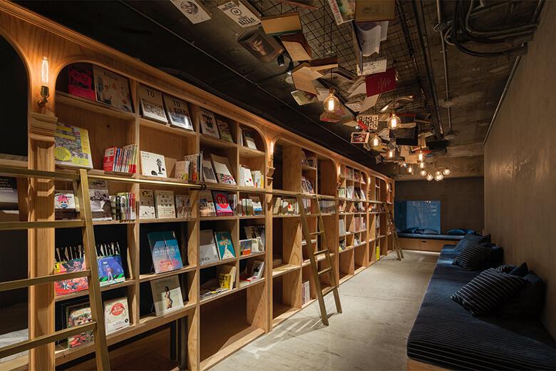 引用元:BOOK AND BED TOKYO 公式サイト