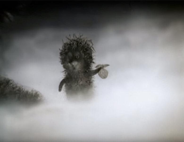 引用元:「霧につつまれたハリネズミ」公式YouTube