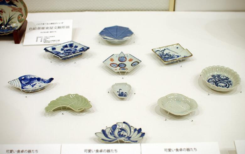 元となった江戸時代のおてしょ皿