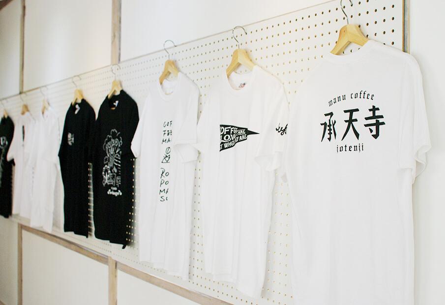 福岡Tシャツのスピンオフ!「福岡コーヒーTシャツマーケット」