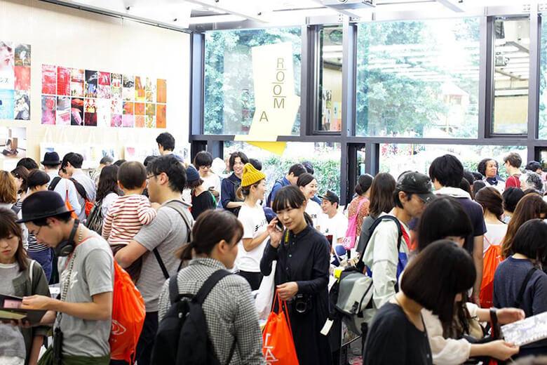 引用元:THE TOKYO ART BOOK FAIR 公式Facebookページ