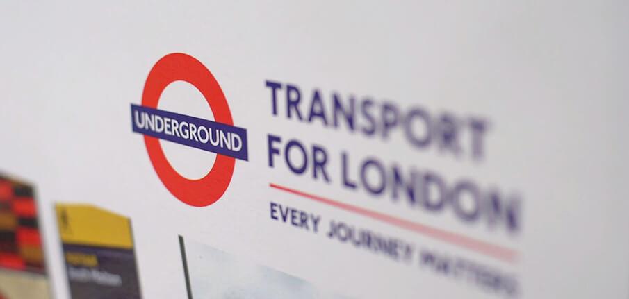 ロンドン地下鉄書体100周年!生まれ変わる「Johnston」