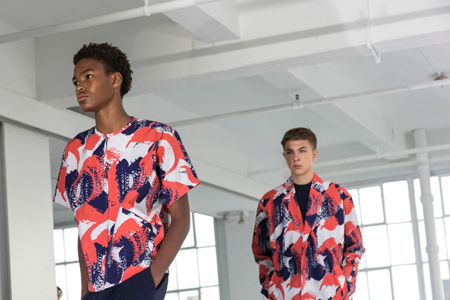カリグラフィーとファッションを繋ぐ「MIKITYPE」