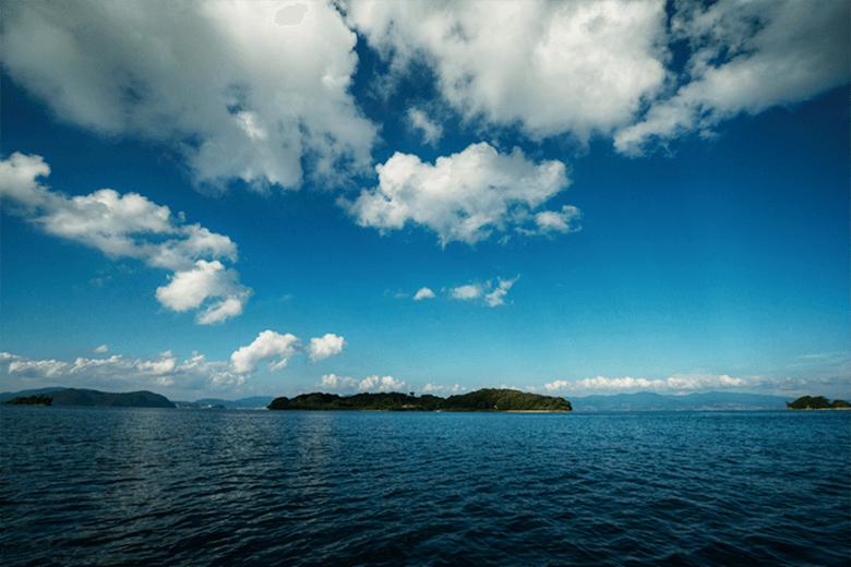 引用元:大村湾~無人島~滞在記「田島」 公式サイト