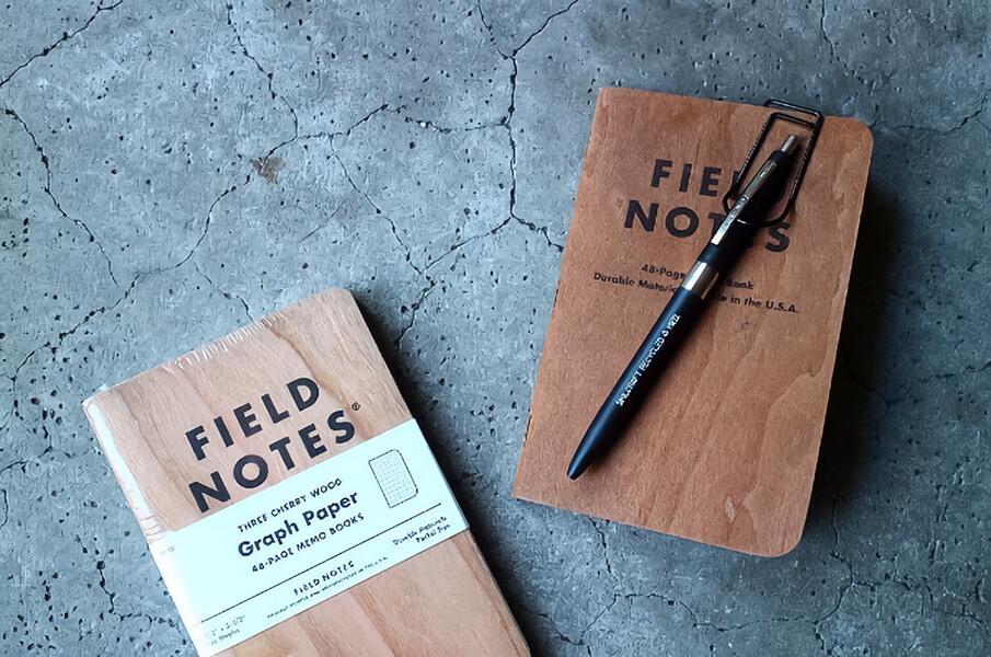 fieldnotes780