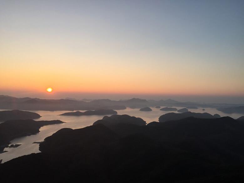 sunrise780