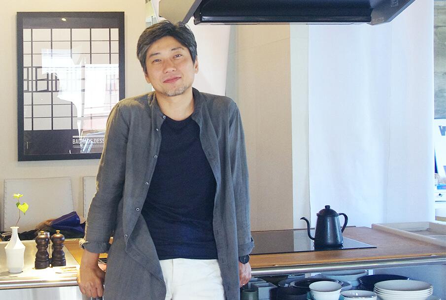 人を中心に据えた心地良い「間」をデザインする、高須学さんのデザイン論