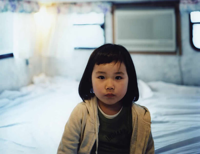 Tokyo and My Daughter 引用元:TARO NASU 公式サイト