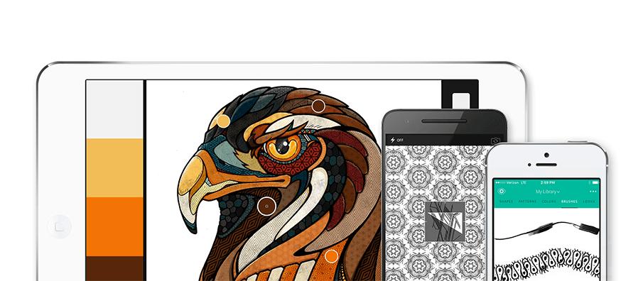Adobe Captureを使ったオリジナル素材作成のすすめ