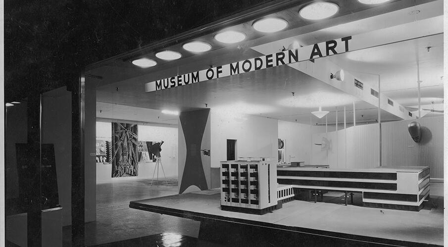 オンラインでMoMA展覧会の歴史を振り返る「The exhibition history」