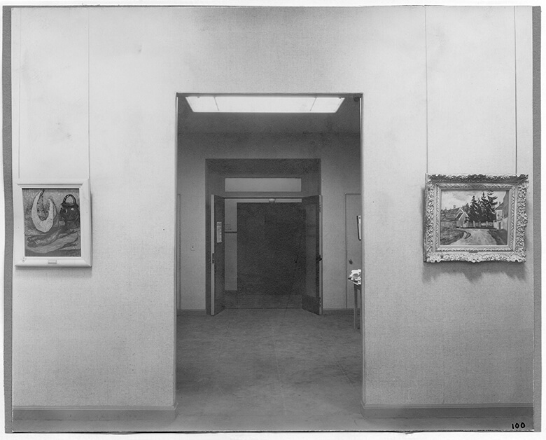 Cézanne, Gauguin, Seurat, van Gogh  引用元:MoMA 公式サイト