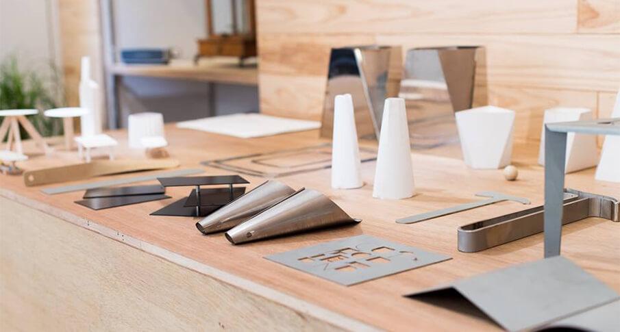 アイディアがカタチになるまでを楽しめる「鐘川製作所のプロトタイプ展」