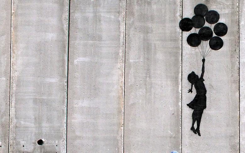 引用元:Banksy 公式サイト