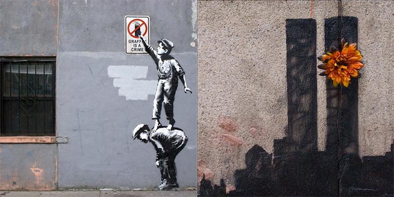 引用元:Banksy 公式Instagram
