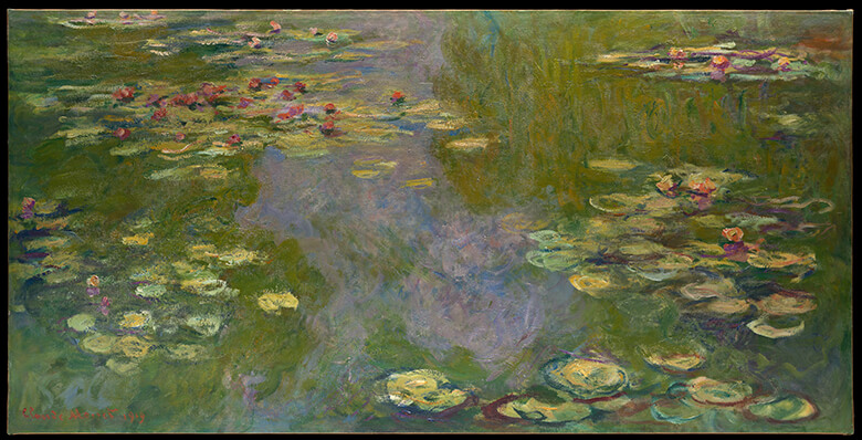 Water Lilies / Claude Monet