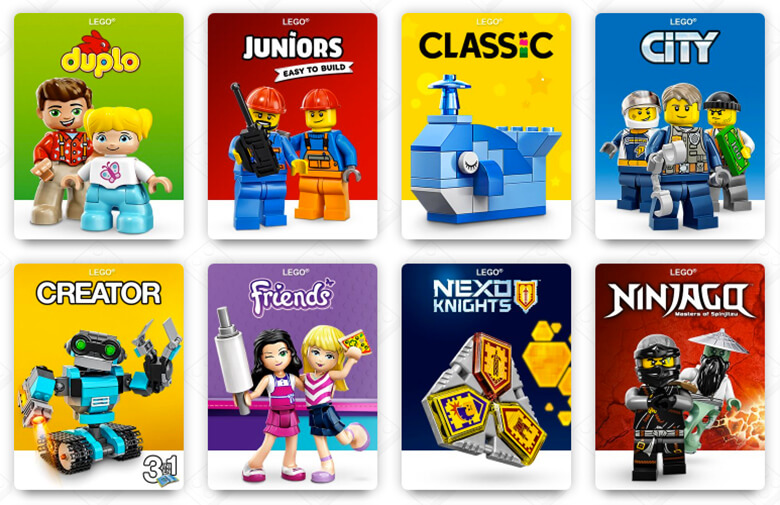 引用元:LEGO 公式サイト