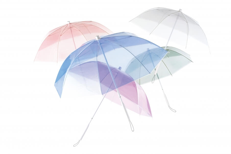 新しい傘文化のスタンダード「+TIC(プラスチック)」