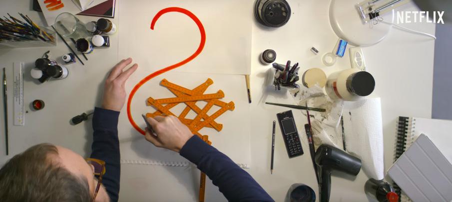 NETFLIX「アート・オブ・デザイン」で家での時間を楽しむ