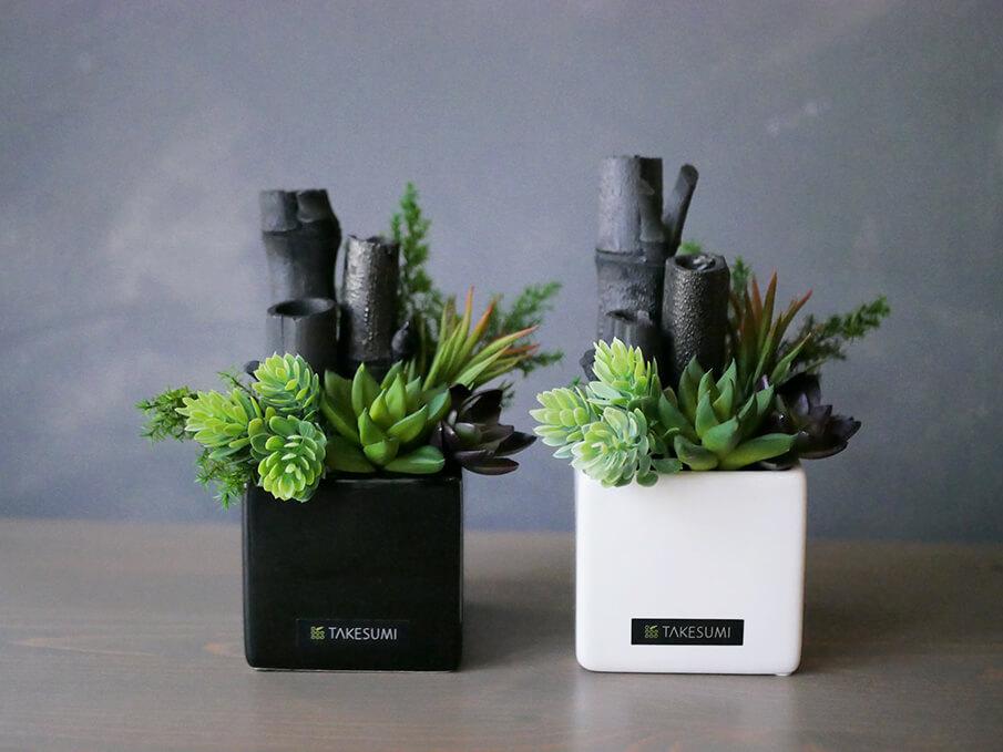 竹炭に新たな価値を見出した、インテリアブランド「TAKESUMI」