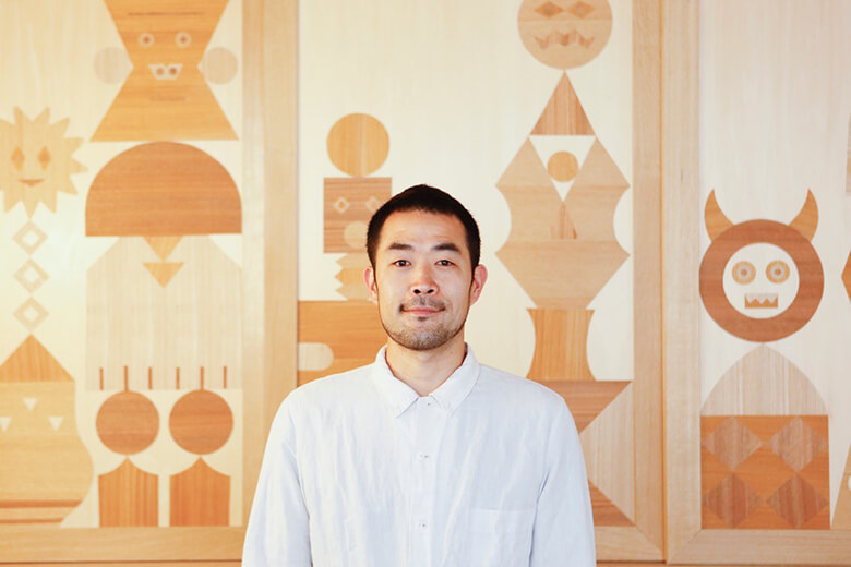 作家ポートレイト ©︎Sarasa Abe