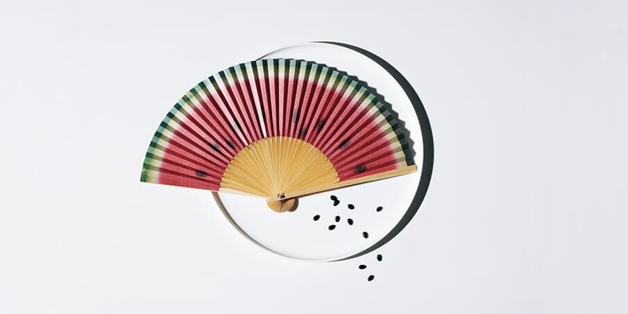 安土桃山時代より約400年続く「西川庄六商店」が提案する、新しい扇子