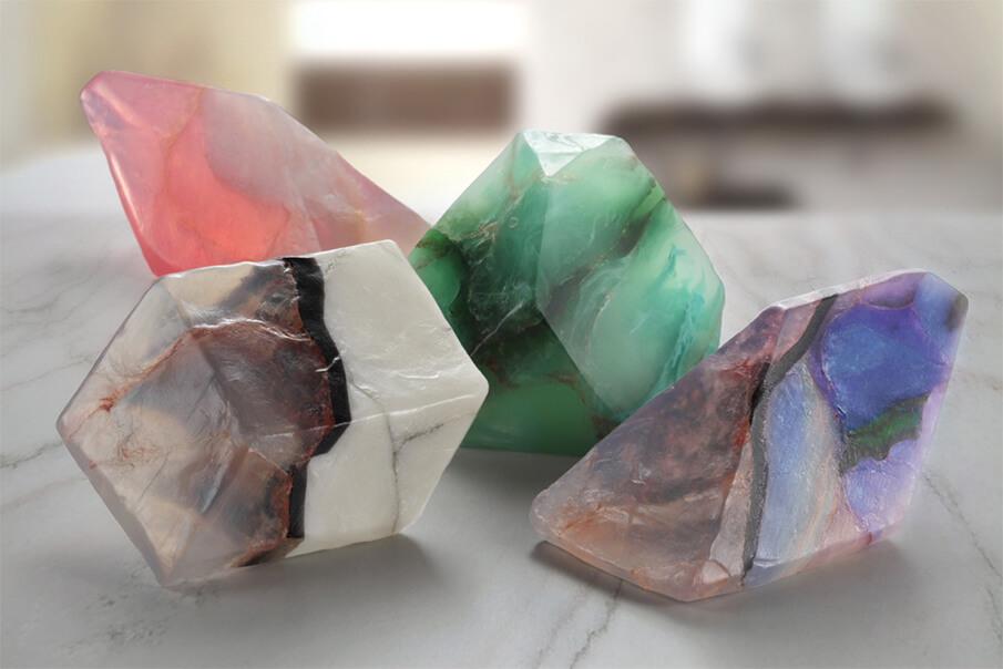 世界で一番美しい石鹸と呼ばれる「Savons Gemme」
