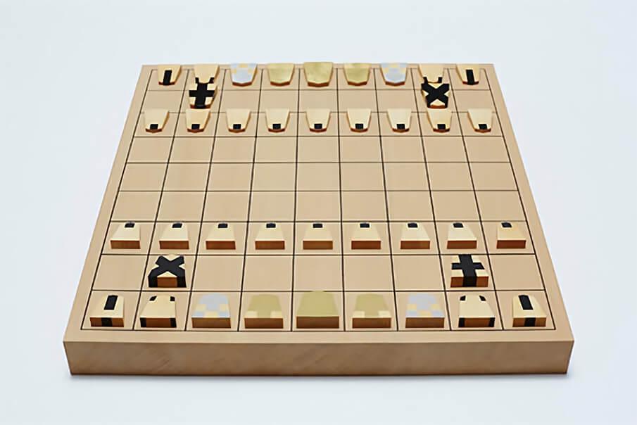 将棋の面白さを手軽に体験。アートな将棋駒「大明駒」