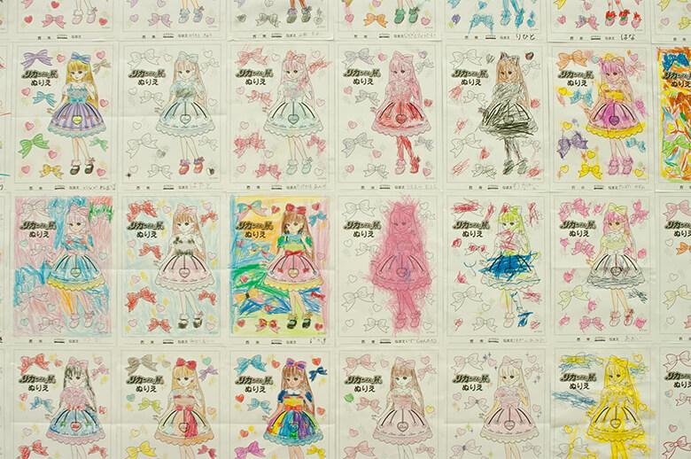 テレビ西日本開局60周年『誕生50周年記念リカちゃん展』2018年2月22日(木)-3月28日(水) 福岡市博物館