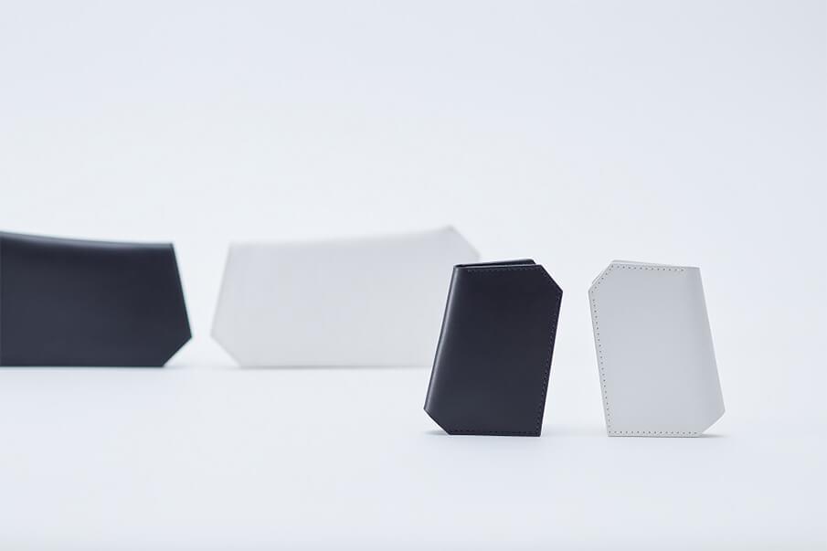 """""""四角だけが持ちやすい形じゃない""""。「SHOJIFUJITA」の六角形のレザーケース"""