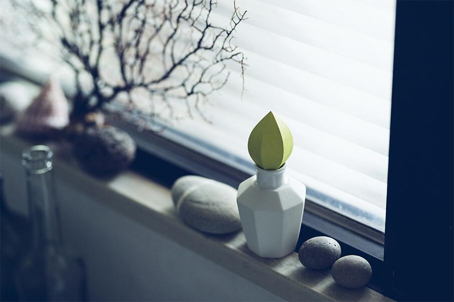 和紙工芸が香るオール九州生まれのアロマディフューザー「かぐわし」