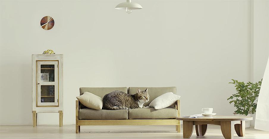 大川家具職人の伝統技術から生まれる、ネコのための上質な家具「ネコ家具」