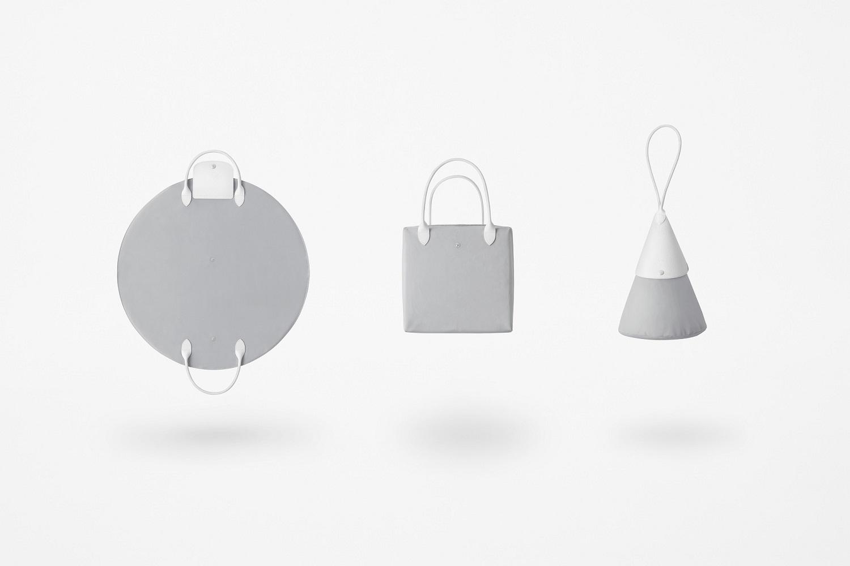 LONGCHAMPの新コレクションをnendoがデザイン。3つの表情を楽しめるバッグ