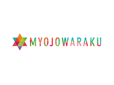We designed the Myojowaraku 2012 logo, website, poster and more. We also organized the event. Myojowaraku is a creative technology event.