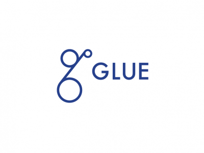 For the Glue Inc. we built their brand.  We designed a logo, business cards and tools.