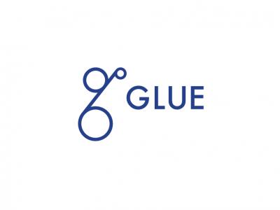 グルー株式会社様のブランディングに携わらせて頂きました。  ブランディングの一環としてロゴマーク、名刺、ツールの制作をさせて頂きました。
