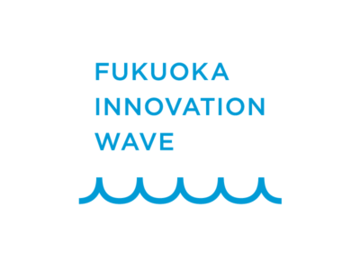 We designed a logo for FUKUOKA INNOVATION WAVE, the project of the 1st anniversary of National Strategic Special Zone, which is produced by Fukuoka D. C. and Fukuoka city.  We also made a logo and opening reel for the event FUKUOKA STREAM, and direted them.