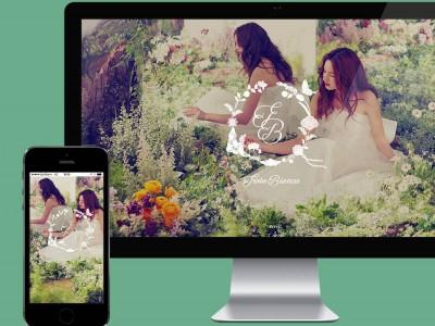 渕上ファインズ様のブランド「Fiore Bianca」のWebサイトを制作させて頂きました。